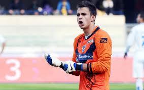 Nicola Leali, il più giovane del lotto