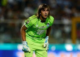 Mattia Perin, già titolare in serie A col Pescara