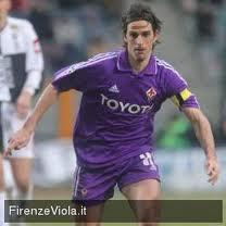 Ariatti ai tempi in cui era capitano della Fiorentina