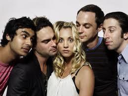 gli stralunati protagonisti di Big Bang Theory