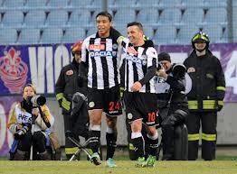 Muriel e Di Natale: splendida coppia gol della rinata Udinese di gennaio