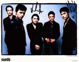 la band in una foto di qualche anno fa