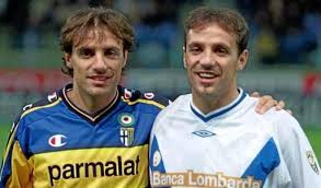 Emanuele e Antonio Filippini: la loro straordinaria intesa sul campo era pari a quella nella vita reale