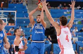 Belinelli, stella dell'ItalBasket di Pianigiani sta disputando un buon Europeo