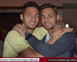 i gemelli Dario e Danilo D'Ambrosio