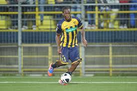 Mbakogu del Carpi, attaccante da serie A