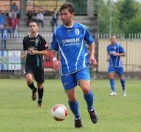 lo sfortunato Lussardi, costretto a lasciare il calcio per problemi cardiaci