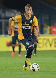 Nico Lopez, decisivo ieri sera, assieme a Saviola, nel pareggio del Verona contro l'Inter