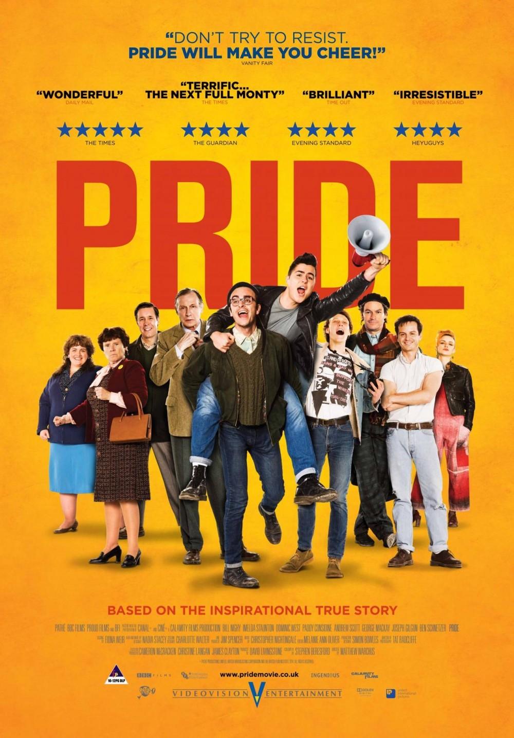 Locandina del film Pride
