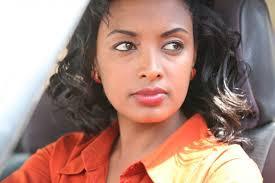 La bravissima attrice Meron Getnet che nel film interpreta Meaza Ashenafi