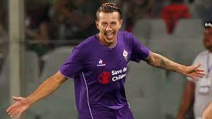 il giovane Bernardeschi, speranza viola e del calcio azzurro, una della rivelazioni della bella Fiorentina del girone d'andata