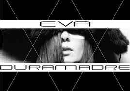 La copertina di Duramadre, il cui disegno è stato realizzata dalla stessa Eva Poles a simboleggiare il proprio nome