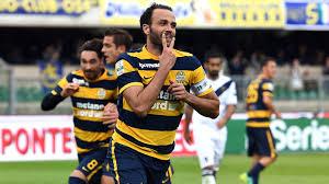 il Pazzo si sta prendendo la sua rivincita, leader in campo e autentico big per l'intera categoria. Già 16 gol segnati in appena 17 presenze