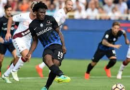 Ottimo il rendimento dell'ivoriano Kessie, centrocampista che ha destato l'interesse di prestigiosi club